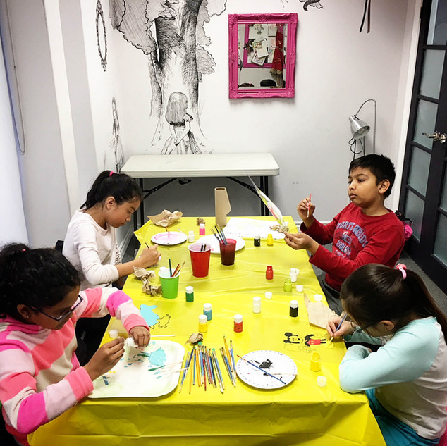 Art Factory Art Lessons Milton and Mississauga
