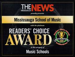 Mississauga School of Music #1 2014