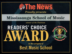 Mississauga School of Music #1 2013