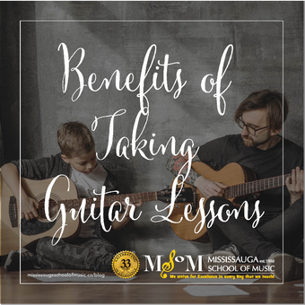 Benefits of Taking Guitar Lessons