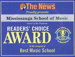 Mississauga School of Music #1 2012