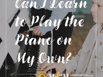 Can I Learn to Play the Piano On My Own Or Do I Need a Piano Teacher?