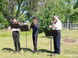 Milton School of Music Performs