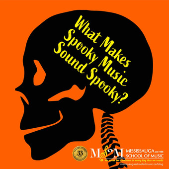 What Makes Spooky Music Sound Spooky?