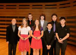 2010 RCM Gold Medal Recipients