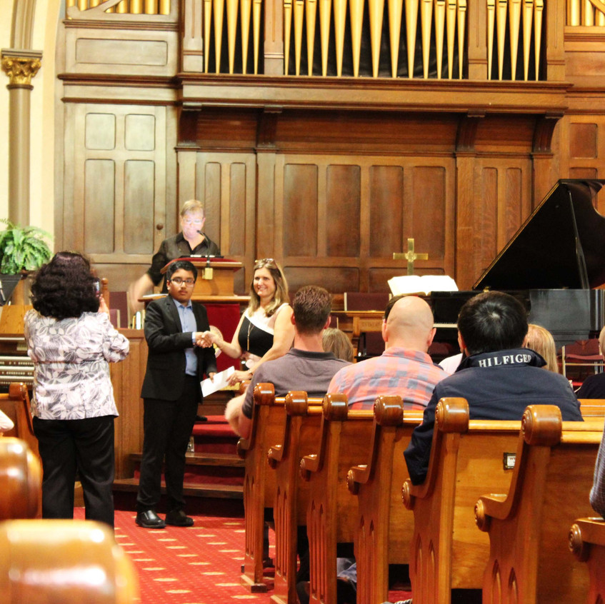 milton-school-of-music-milton-music-festival-scholarship-recipients
