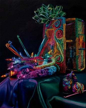 Knitting Lights