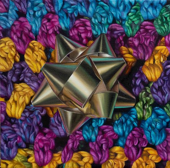 Bow on Crochet