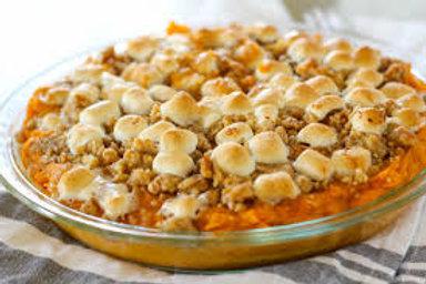 Sweet Potatoes Soufflé  -  FULL PAN