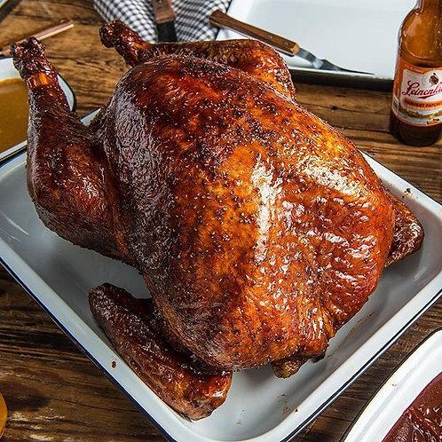 BBQ Bourbon Turkey