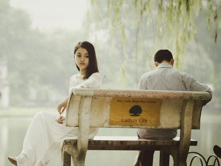 Gaining Strength Through the Struggles of Marriage