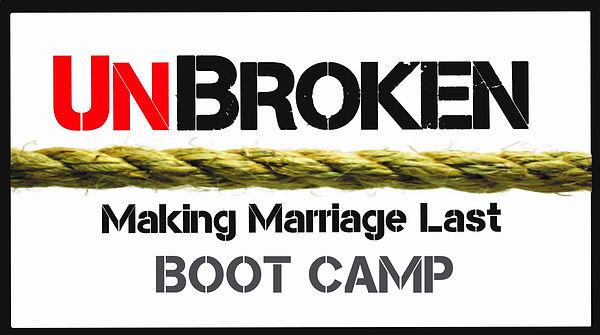 Unbroken marriage training