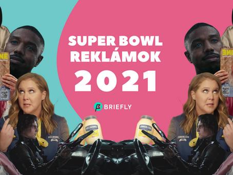 Tudj meg mindent a 2021-es Super Bowl reklámokról!
