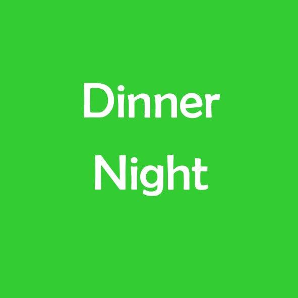 SOCIAL DINNER NIGHT