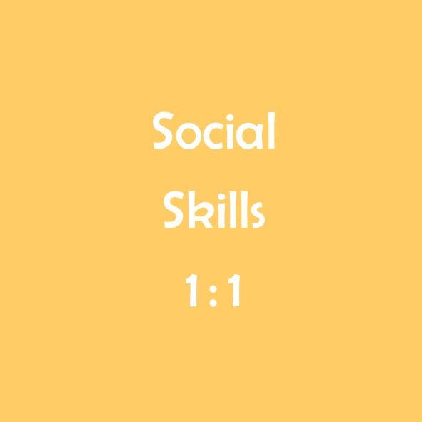 SOCIAL SKILLS PROGRAM: Individual