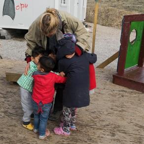Volunteer Story: Freja in Greece