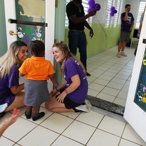 Volunteer Story: Anna in the British Virgin Islands
