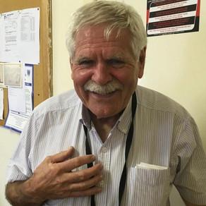 Volunteer Story: David in Greece