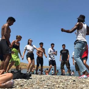 Volunteer Story: Summer on Lesvos, Greece