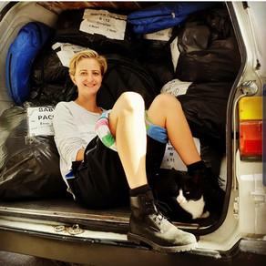 Volunteer Story: Nicole in Chios
