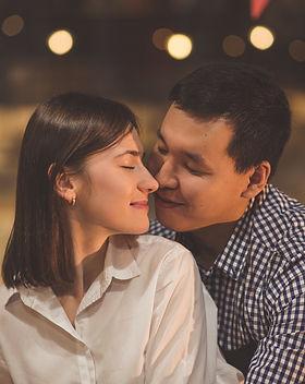 Романтическая фотосессия в гончарной мастерской
