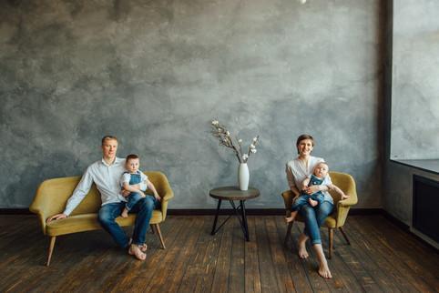Рекомендации по подготовке к семейной фотосессии