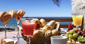Torne o café da manhã de Hotel uma experiência especial.