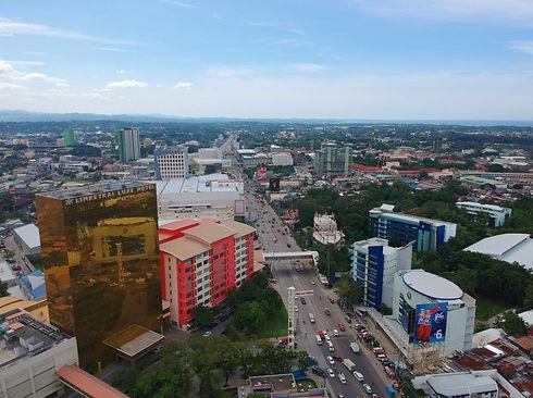 C.M.-Recto-Avenue-Cagayan-de-Oro-Aerial-