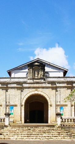 SAINT JOHN THE BAPTISTE CHURCH AND JIMENEZ HERITAGE TOWN