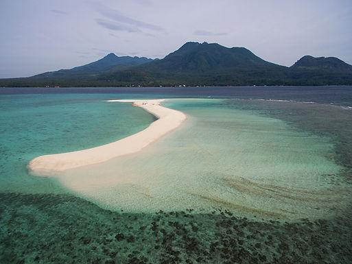 WHITE ISLAND SANDBAR