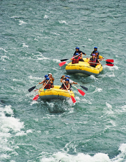 CDO 4 White Water Rafting