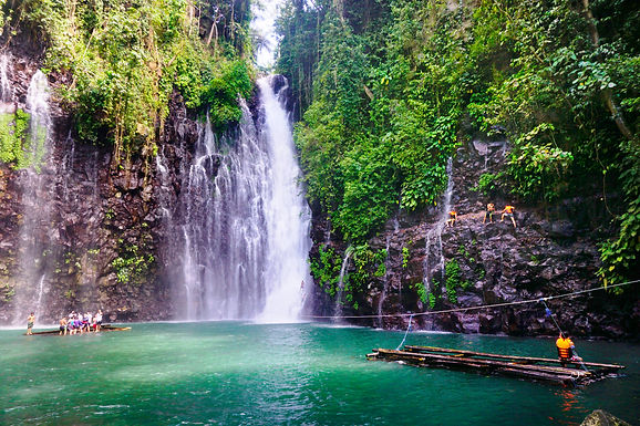 ILIGAN WATERFALL ADVENTURE