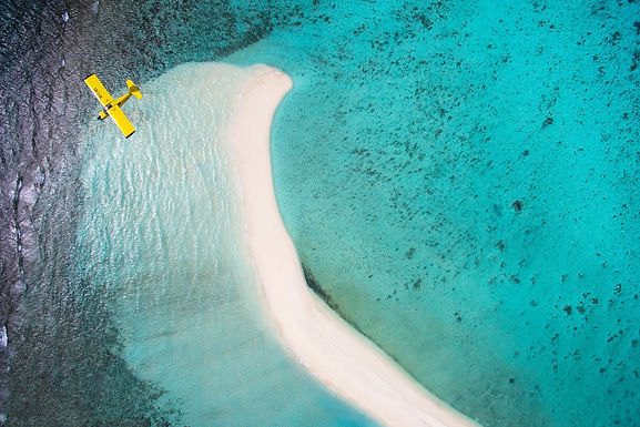 CAMIGUIN AVIATION: THE YELLOW PLANE