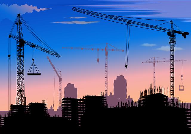construction skyline