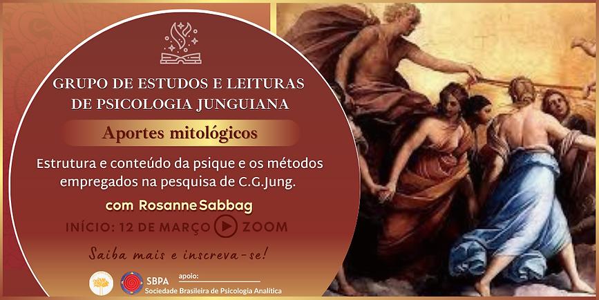 Saiba mais sobre o Grupo de Estudos e Leituras de Psicologia Junguiana do NJF