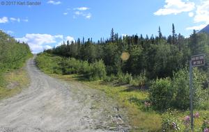 Trans Alaska Pipeline Crossing