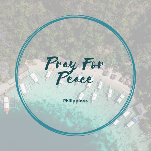 Pray For Peace - Philippines