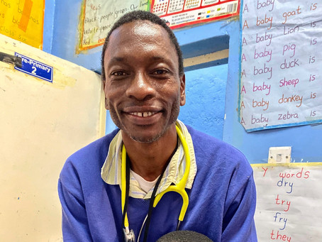 Member Spotlight: Francis Otieno