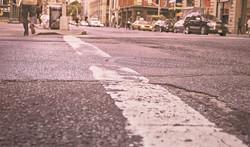 Avenue Walking Whole