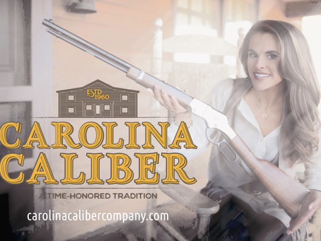 Client Highlight for National Small Business Week - Carolina Caliber