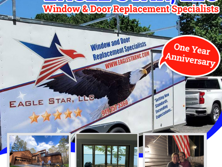 Client Highlight for National Small Business Week - EAGLE STAR, LLC