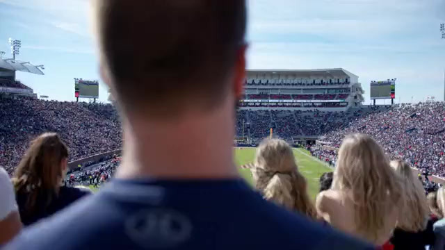 Game Day: The University of Mississippi