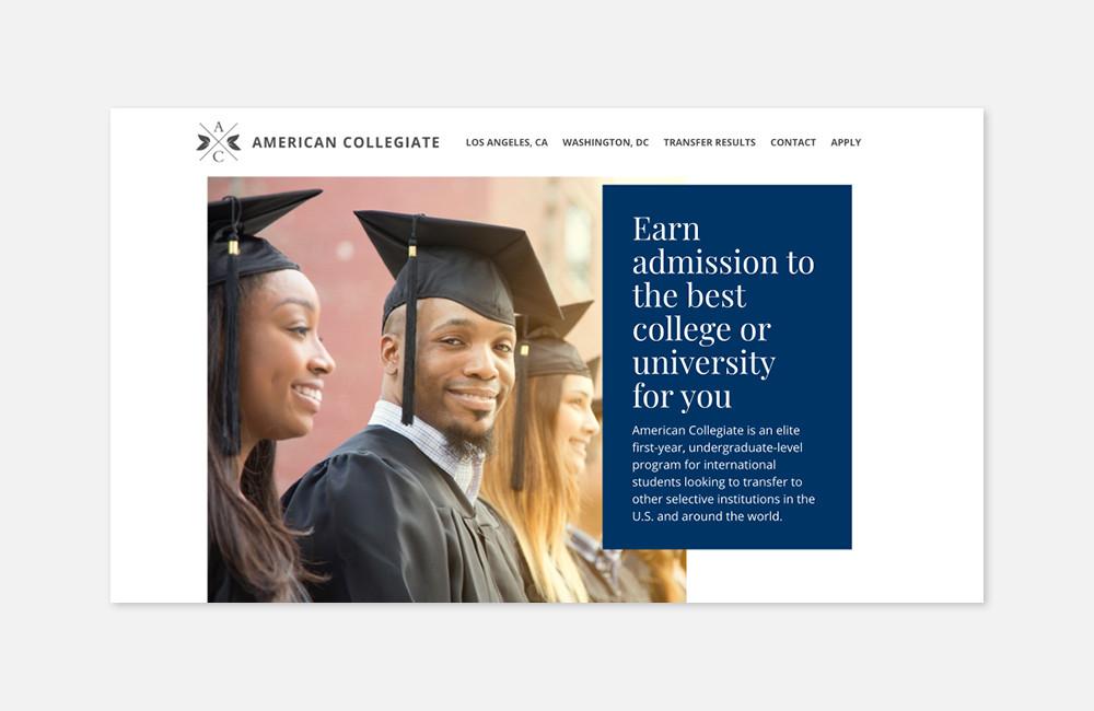 American Collegiate at American University
