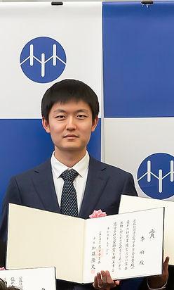 高分子研究奨励賞 Li Xiang.jpg