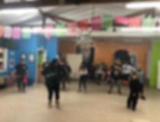 Aztec culture and traditional danza move