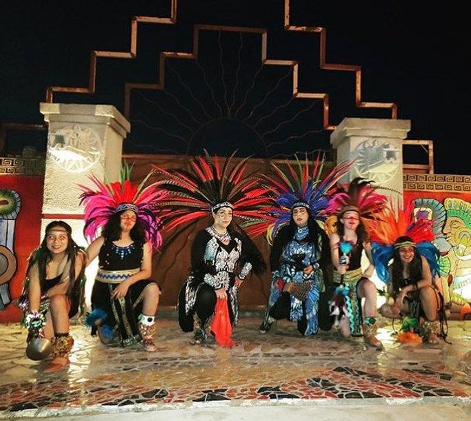 Sharing cultura y tradiciones thank you UCR Chicano Alumni for the invitation. Tlazocamati