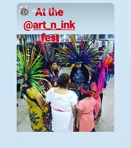 Art & Ink Super Show 2018