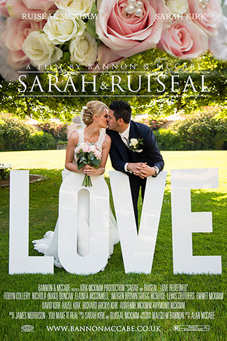 Love Wedding Poster