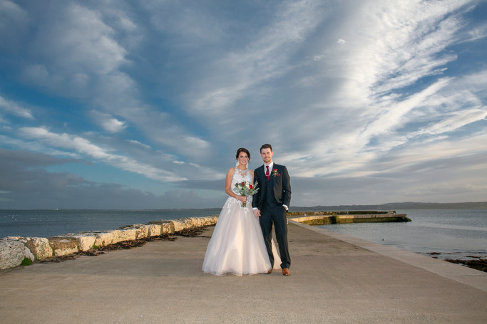 Belfast Lough Wedding