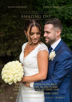 Wedding Videos NI Free Poster